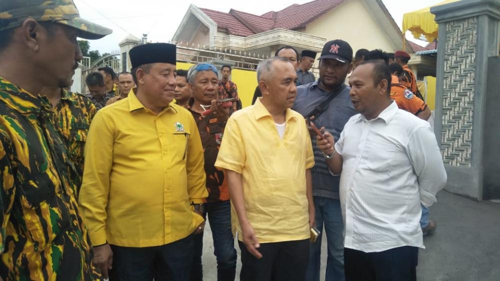 Bagan Sinembah Mekar Menjadi Kabupaten Kota, Ketua DPD I PG Sebut Wajar dan Pantas