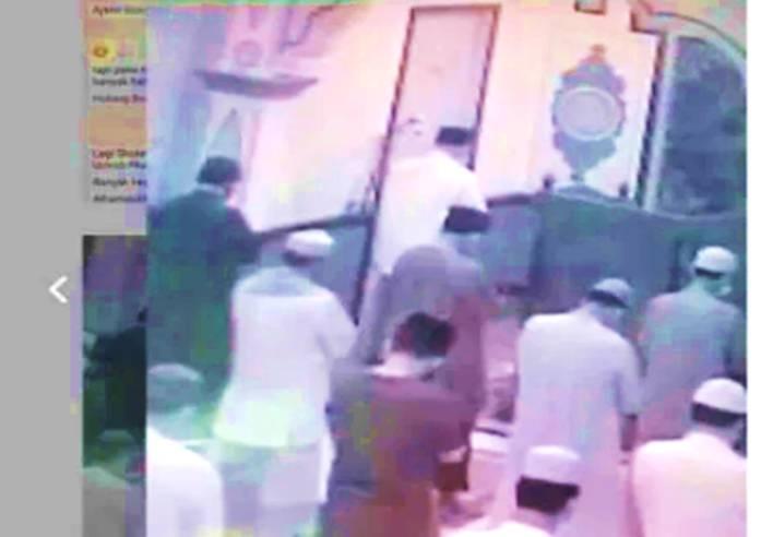 Orang Gila Aniaya Imam Masjid Sebelum Azan Subuh, Anak Korban Minta Pelaku Diusut Tuntas