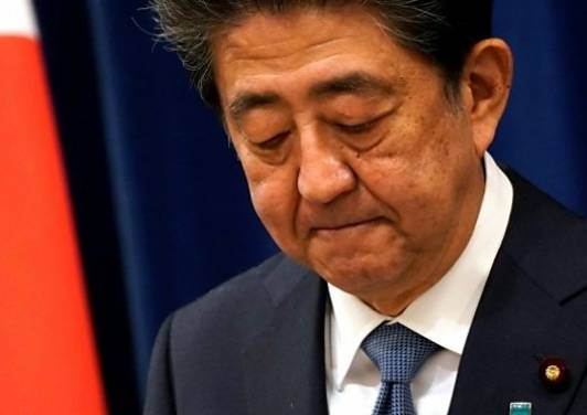 Mantan Perdana Menteri Jepang Minta Maaf Makan Malam Pakai Uang Negara