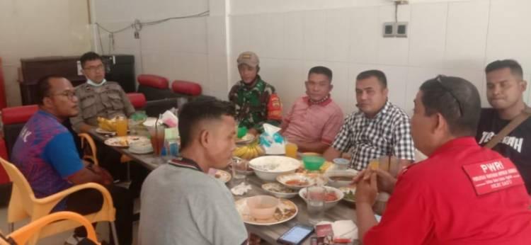 DPD PWRI Riau Silaturahim dengan Calon Pengurus DPC PWRI Siak