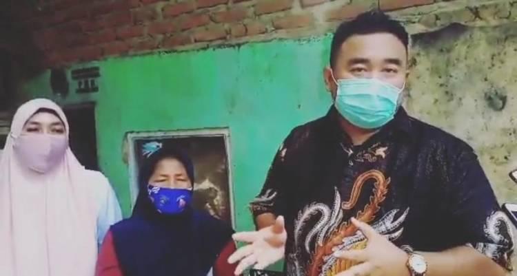 Anggota DPRD Kabupaten Garut, Yudha Puja Turnawan Bantu Warga yang Terkendala Terima Banpres