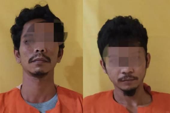 3 Pekan Buron, Pelaku Pencurian ini Ditangkap Polsek Tapung Hilir bersama 1 Senjata Api Rakitan