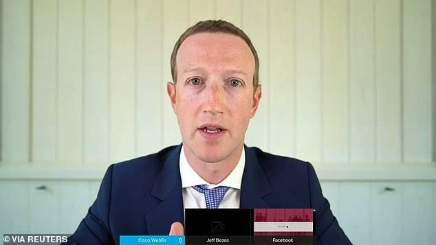40 Negara Bagian AS Berencana Tuntut Facebook karena Pelanggaran ini