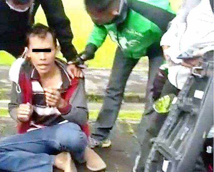 Pelaku Penyiraman Air Keras kepada 6 Pesepeda Wanita Ditangkap, Motifnya Sakit Hati Karena Cinta