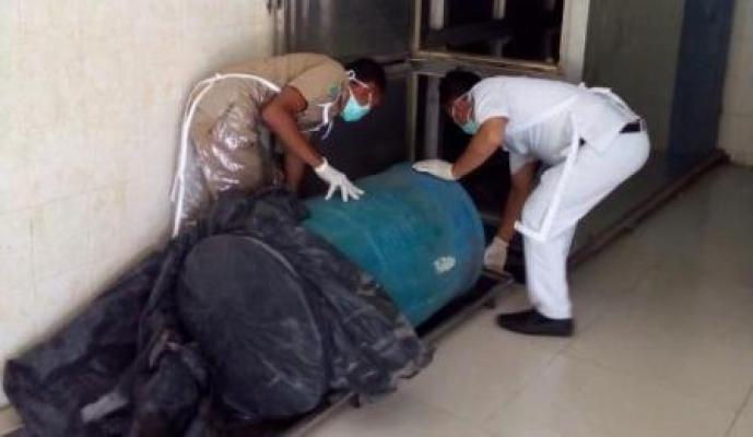 Pembunuhan Sadis di Rupat Bengkalis, Korban Dipotong-potong Dimasukkan dalam Koper