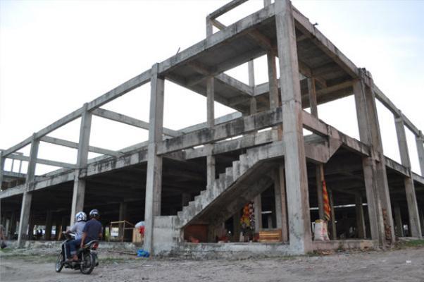 Pasar Cikpuan Masih Terbengkalai, DPRD Minta Pemprov Riau Bantu Pemko Pekanbaru