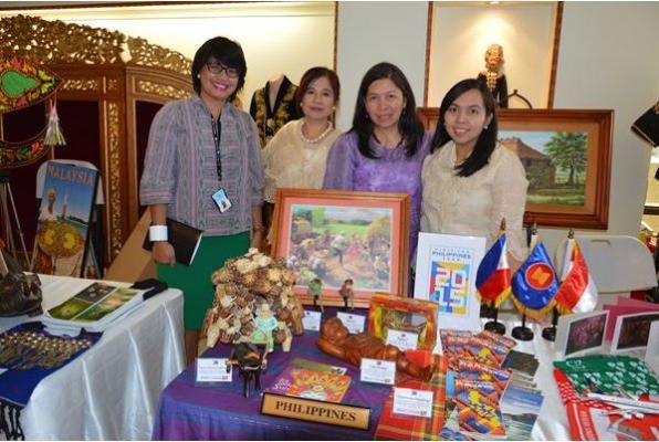Indonesia dan Anggota ASEAN Sosialisasikan Diri ke Sekolah di Canberra