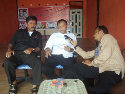 Relawan Pemenangan Jokowi-JK Bengkalis Siap Raih 70 Persen Suara