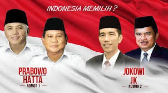 Kabupaten Bengkalis Jokowi-Jk raih 54.25 % suara ungguli Probowo-Hatta 45.75 % suara