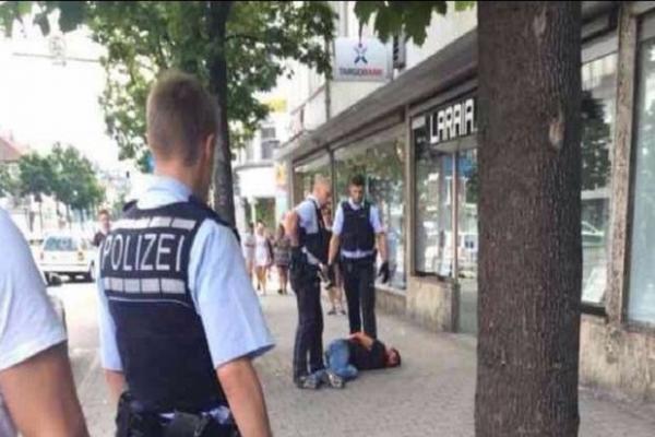 Pengungsi Suriah di Jerman Tikam Seorang Wanita Hamil