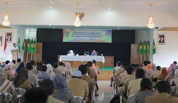 170 Asn Ikuti Ujian Dinas Dan Penyesuaian Ijazah Berita Terkini Indonesia