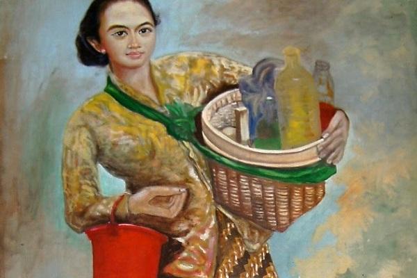 Kisah Inspiratif Gadis Manis Penjual Jamu Gendong