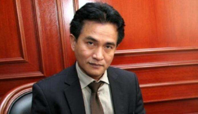 Pengacara Pasangan No 01 Yusril Ihza Mahendra : Saya Ragu Dengan Pasangan No Urut 02 Banyak Berjasa pada Islam