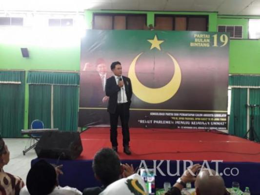 Pengacara Paslon Capres No 01 Yusri Ihza Mahendra,Berani ngak Prabowo Sumpah Pocong