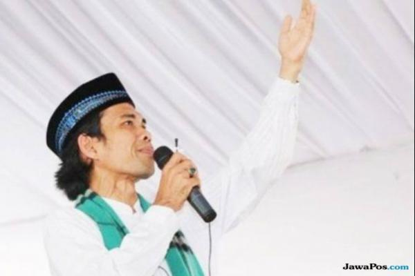Ustaz Abdul Somad Bicara Hukum Melangkahi Makam
