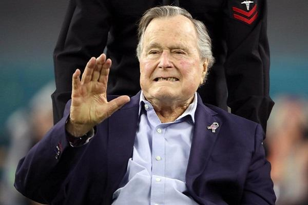 Mantan Presiden Amerika Serikat  Meninggal Dunia Pada Usia 94 Tahun