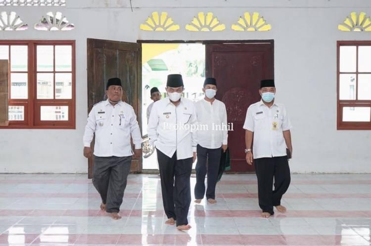 Bupati HM.Wardan Silaturahmi bersama Masyarakat Kecamatan Sungai Batang.