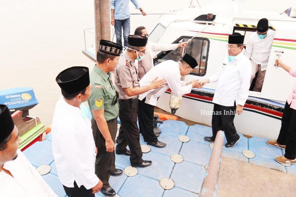 HM.Wardan Menghadiri Istighosah Kubro dan Tablik Akbar